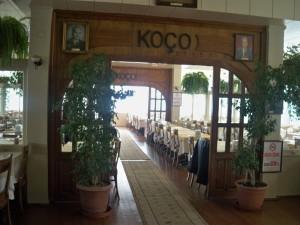 tarihi moda koço restaurant