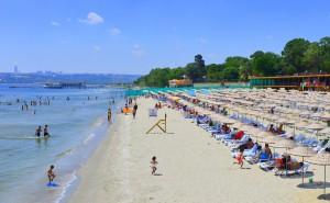 İstanbulda denize girilecek yerler