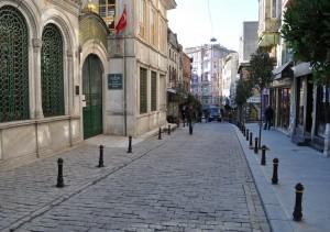 istiklal karaköy