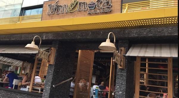 Limonata Bağdat Caddesi
