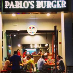 pablo's burger