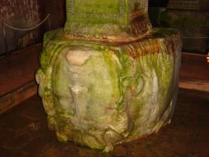 the basilica cistern medusa