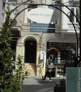 falls in galata restoran