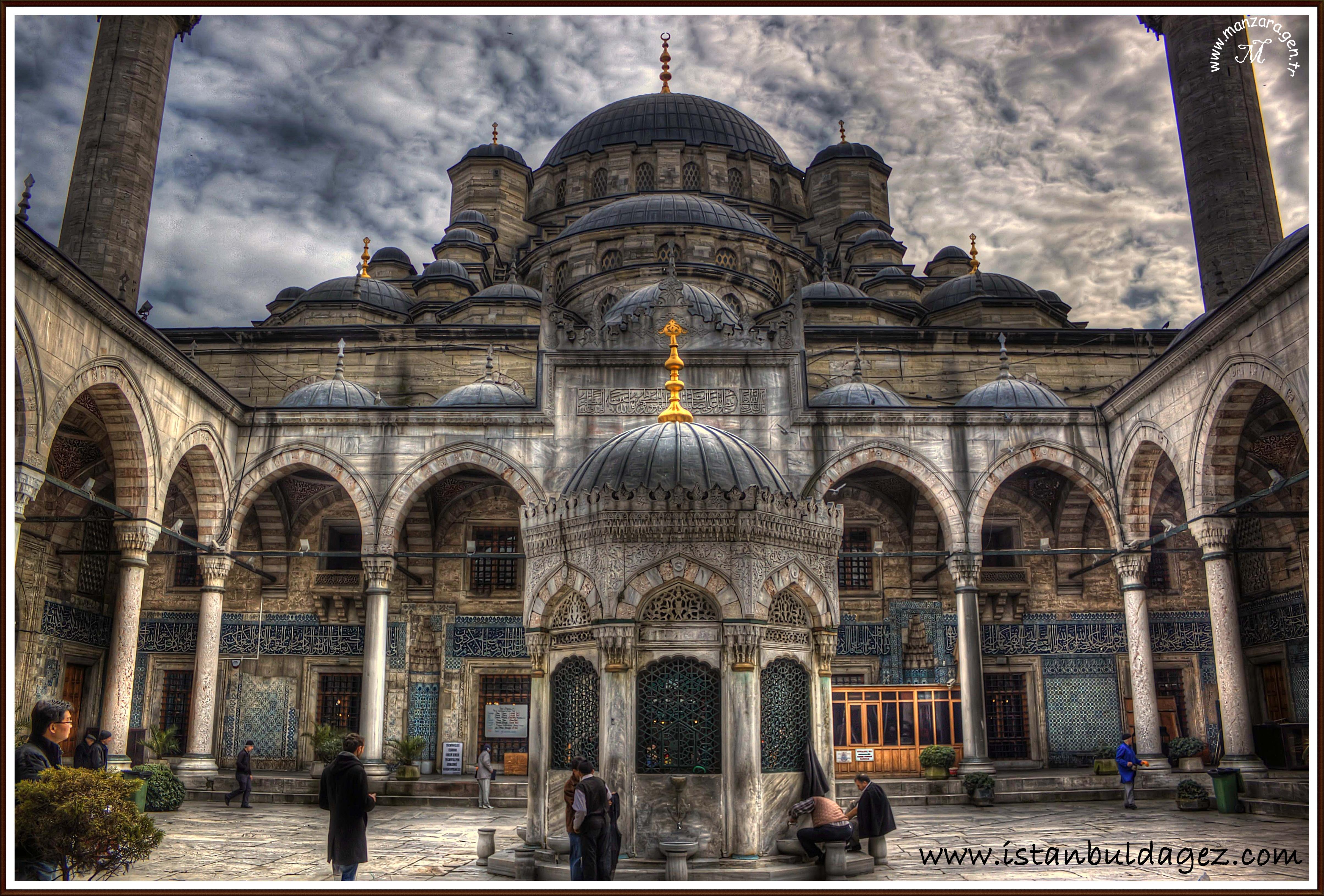 İstanbulda gezilecek kutsal mekanlar