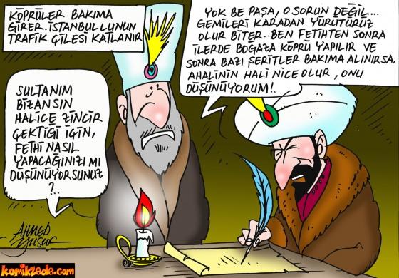 istanbul karikatür