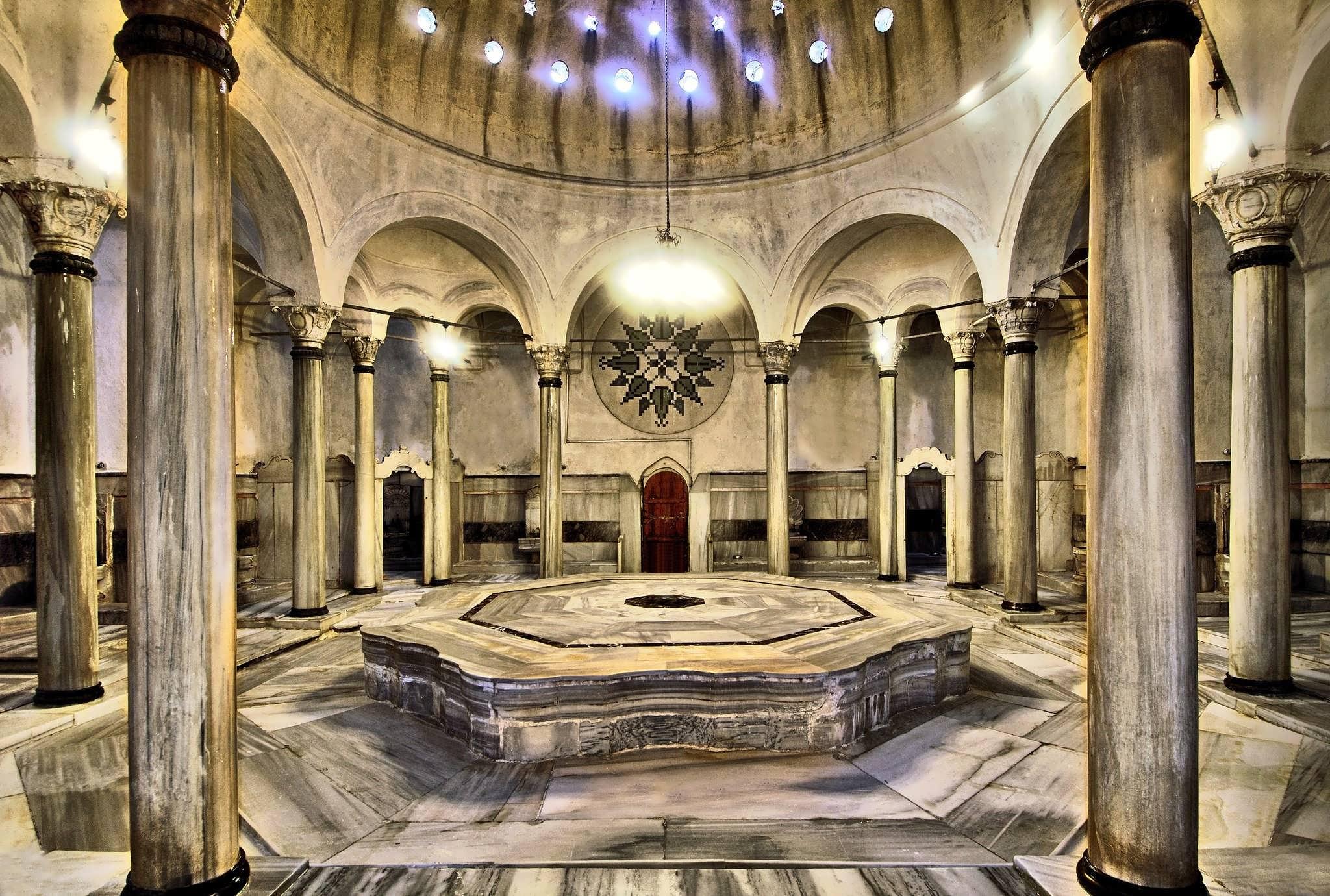 tarihi hamam