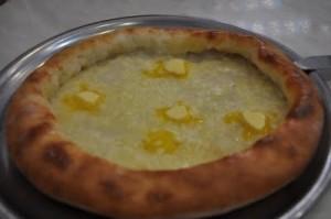 trabzon peynirli pide yuvarlak