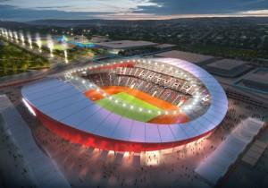 olimpiyat stadı istanbul - yeni