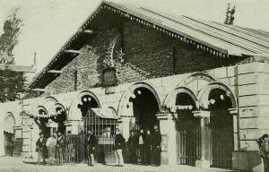 taksim tarihi tünel