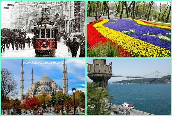 4 mevsim istanbul