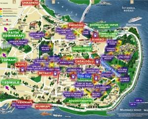 istanbul gezi planı