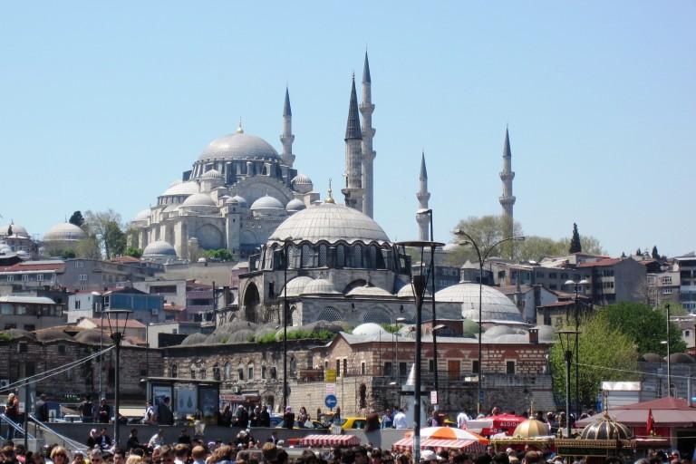 istanbul camileri