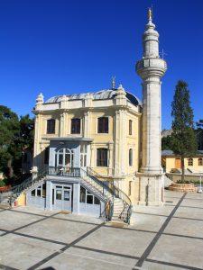 hamidiye camii büyükada